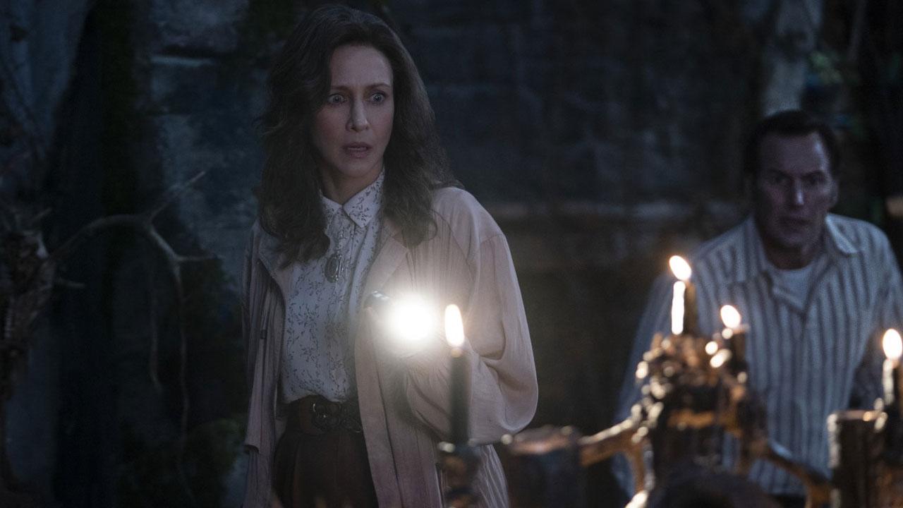 Conjuring 3 : une scène coupée devait lancer un nouveau spin-off