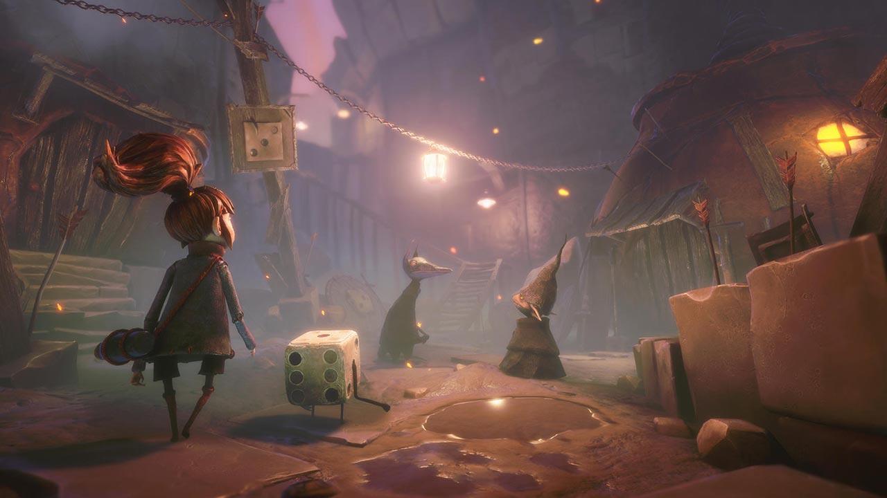 Lost in Random, un jeu gothique et féérique sous le label EA Originals