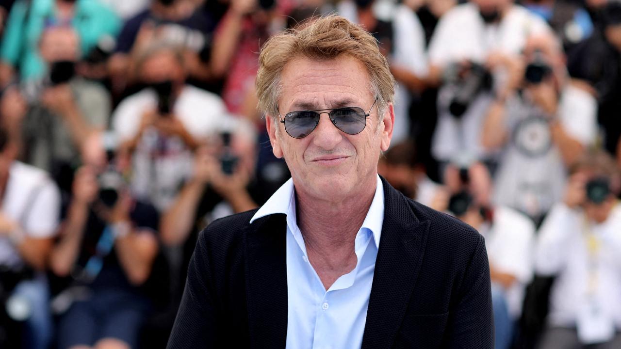 Coronavirus: Sean Penn ne veut tourner qu'avec des équipes intégralement vaccinées