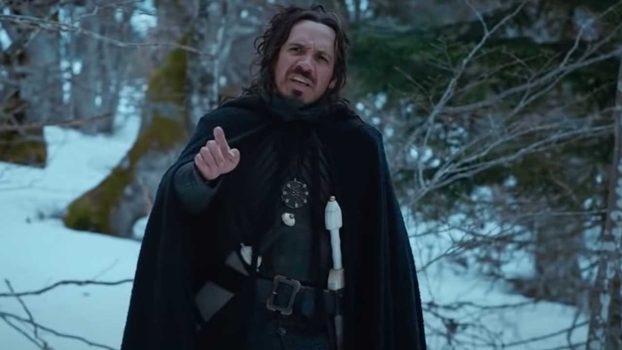 Kaamelott : qui est Lucan, le chevalier à la seiche ?