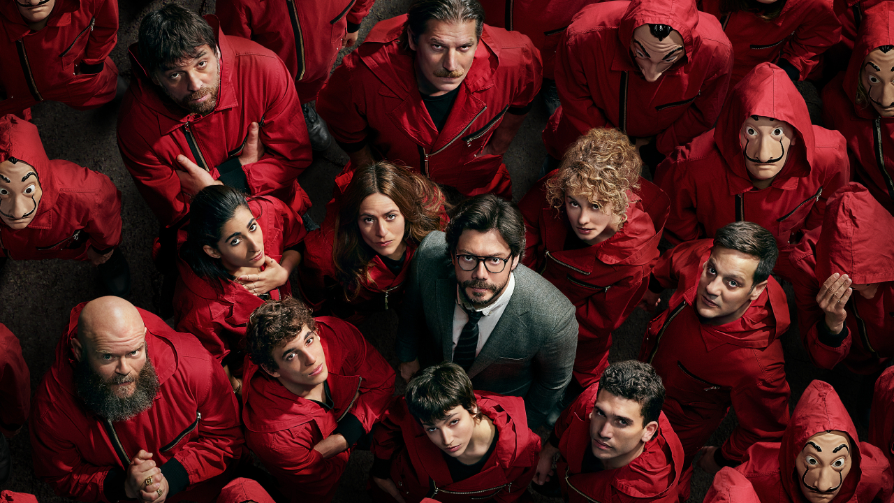 La Casa de Papel : Netflix cherche son ou sa fan numéro 1 en France !