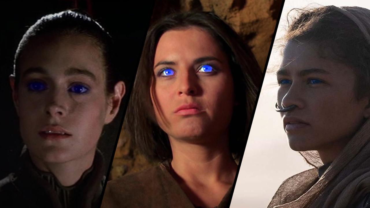 Dune : à quoi ressemblent les personnages dans les versions 2021, 2000 et 1984 ?