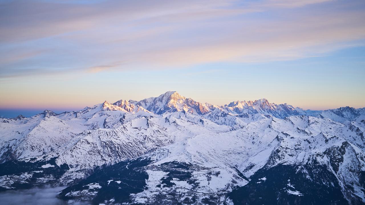 Back to Mountain : les paysages époustouflants des Arcs dans cette bande-annonce vertigineuse