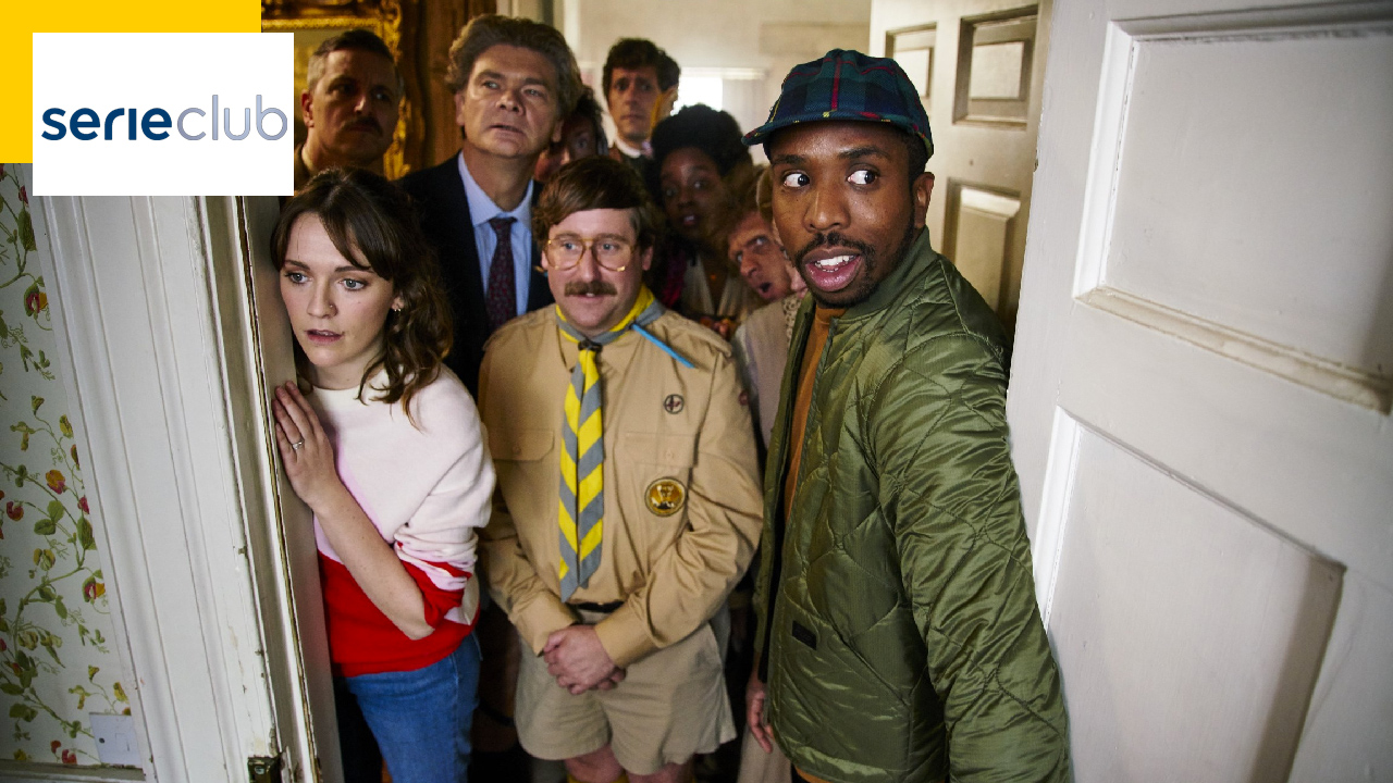 Ghosts sur Serieclub : c'est quoi cette comédie anglaise sur une maison hantée ?