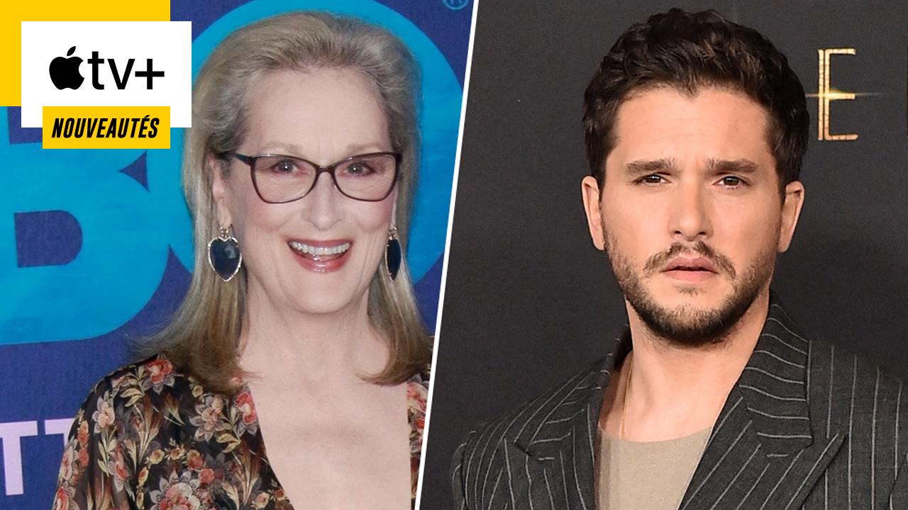 Meryl Streep, Kit Harington et d'autres stars pour une série Apple TV+