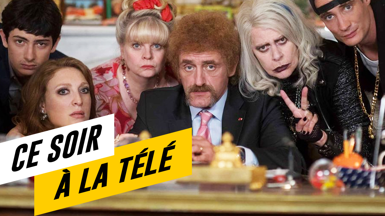 A la TV mercredi 27 octobre : la famille la plus célèbre du cinéma français