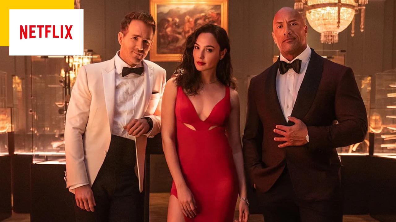 Red Notice : Gal Gadot fait tourner Dwayne Johnson et Ryan Reynolds en bourrique dans la nouvelle bande-annonce du blockbuster Netflix