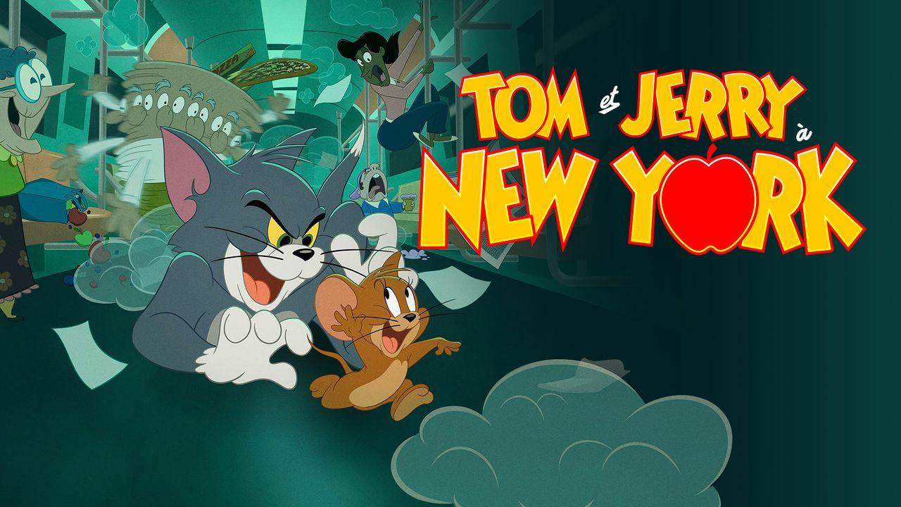 """Tom et Jerry à New York : une nouvelle série qui """"utilise la technologie comme outil de comédie"""""""