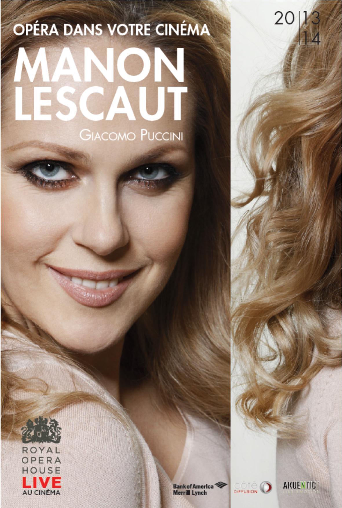 Manon Lescaut (Côté Diffusion)