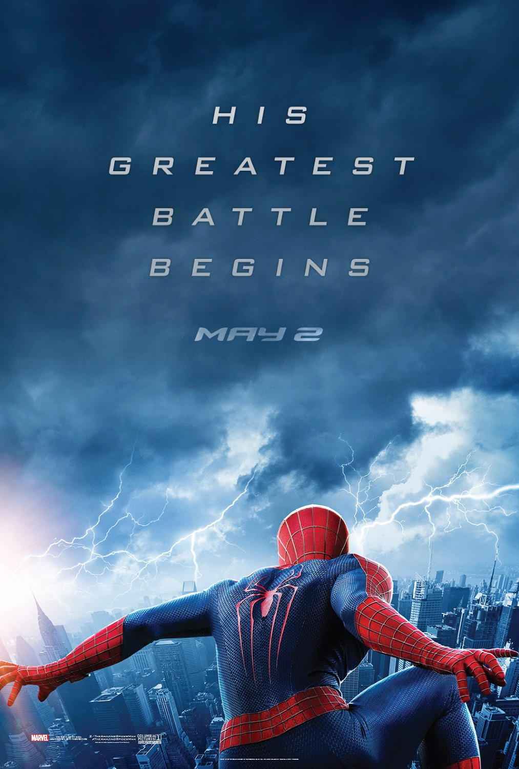 The Amazing Spider-Man : le destin d'un H�ros