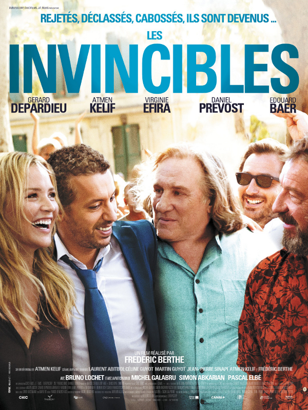 Les Invincibles affiche