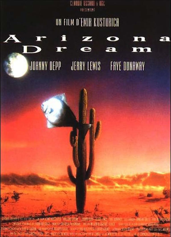 partition accordeon arizona dream