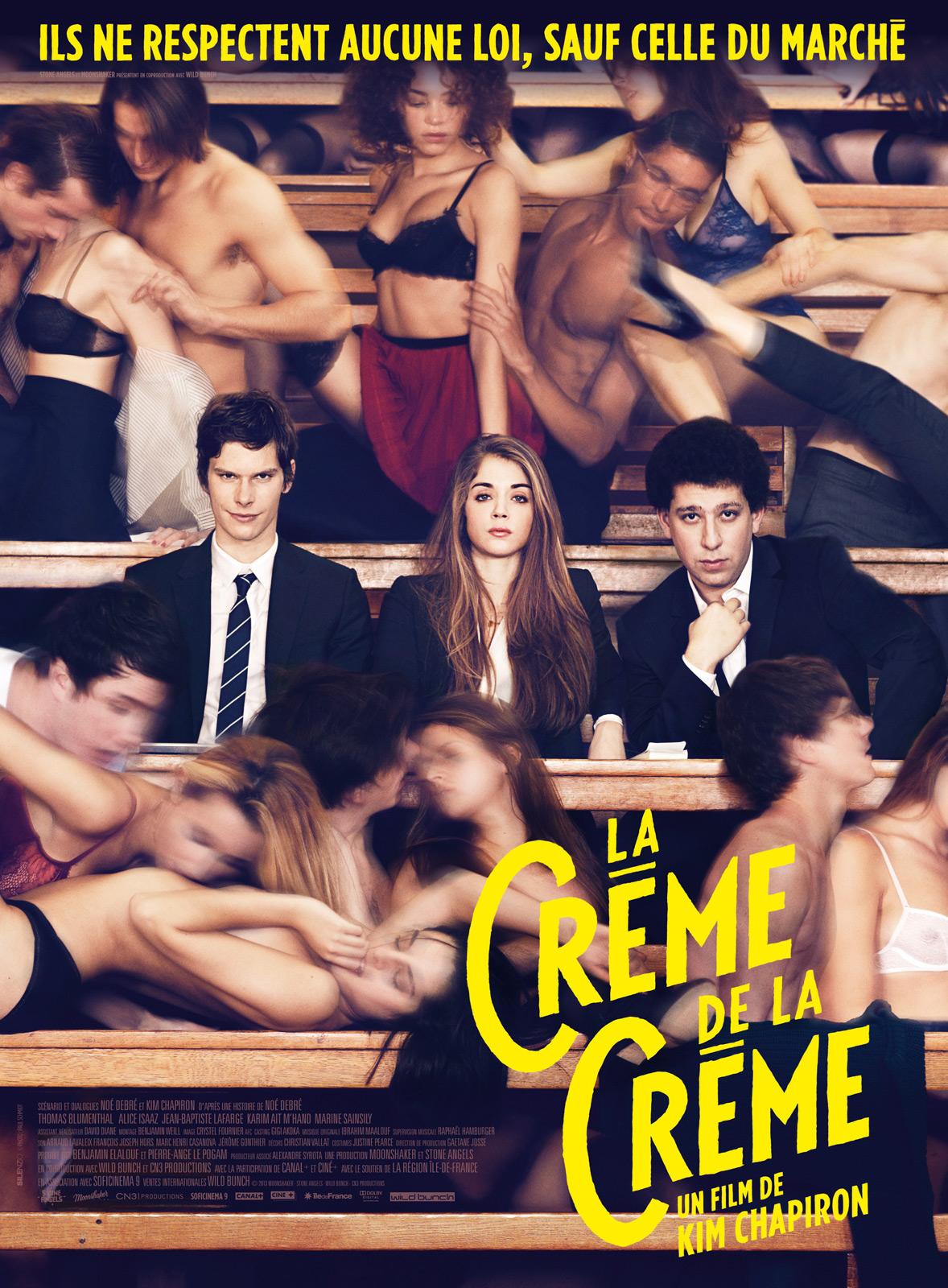 La Crème de la Crème streaming film