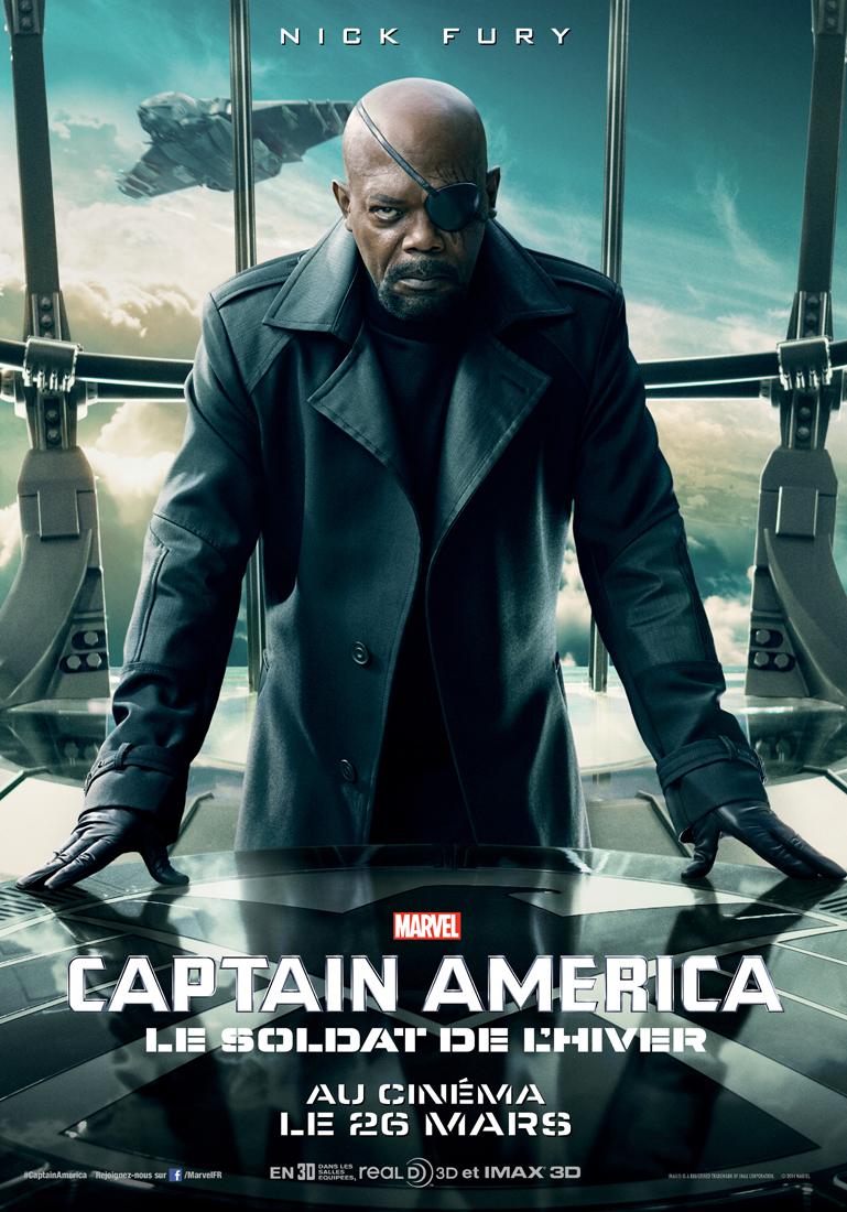 affiche du film captain america le soldat de l 39 hiver affiche 13 sur 18 allocin. Black Bedroom Furniture Sets. Home Design Ideas