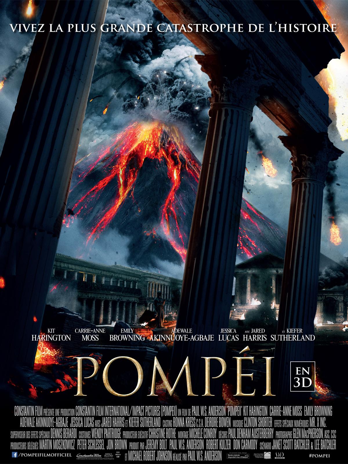 Pompéi streaming