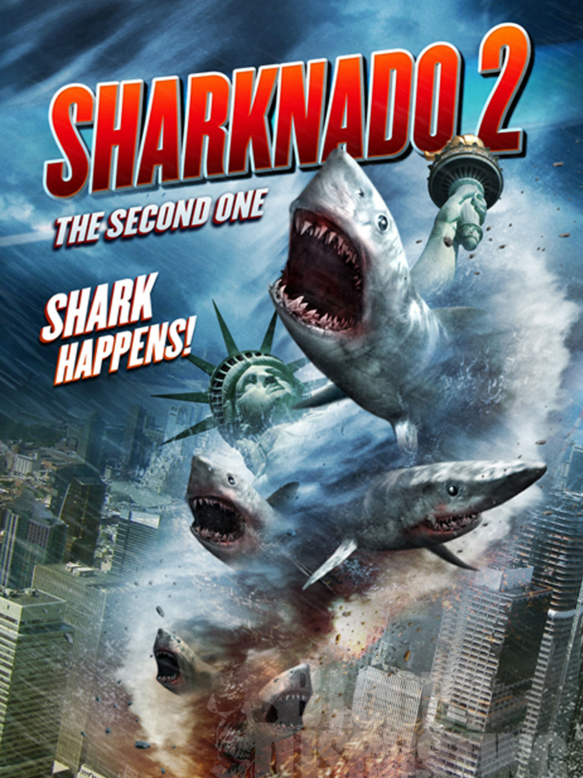 Sharknado 2: The Second One | Multi | VOSTFR | BRRiP