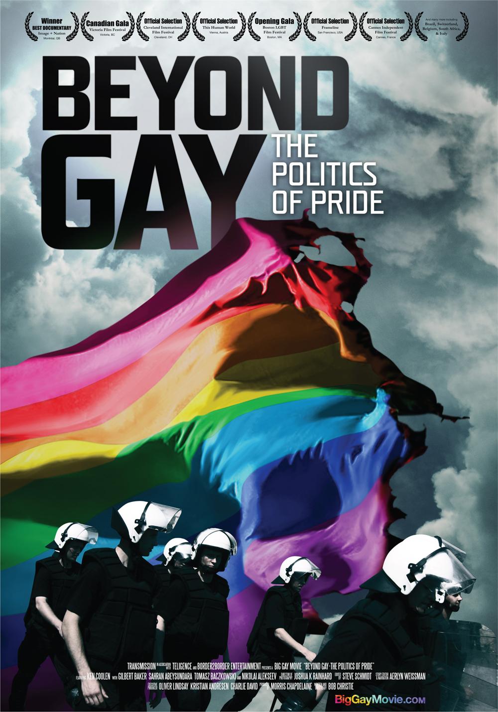 Beyond Gay 101