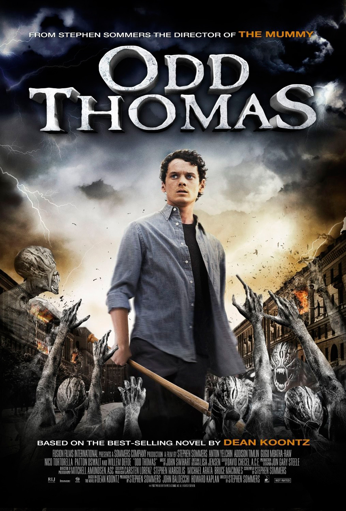 Odd Thomas | Multi | 1CD | TrueFrench | DVDRiP | 2013