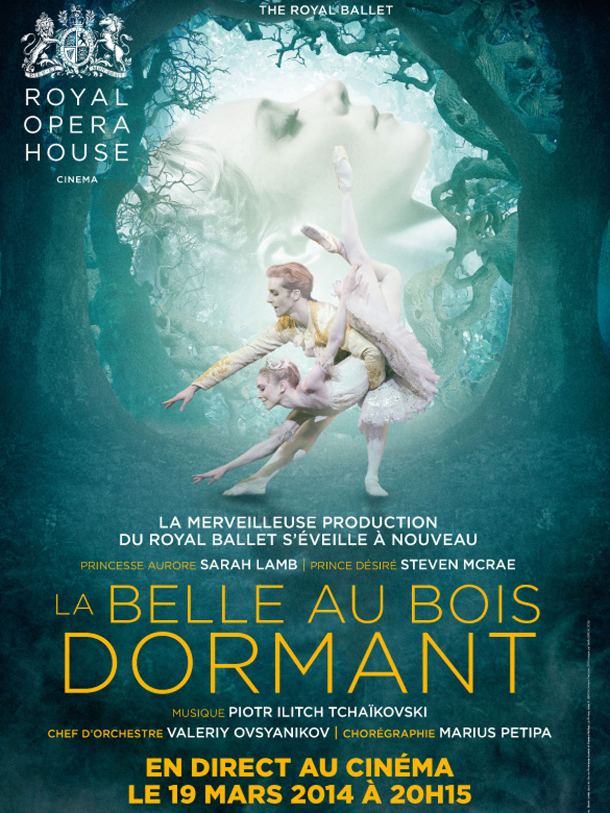 La Belle au bois dormant (Côté Diffusion)  film 2014  ~ La Belle Au Bois Dormant Anglais