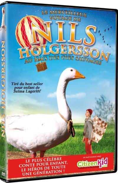 Image Le Merveilleux voyage de Nils Holgersson au pays des oies sauvages