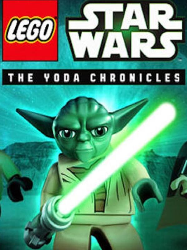 Lego star wars les chroniques de yoda s rie tv 2013 allocin - Maitre yoda lego ...