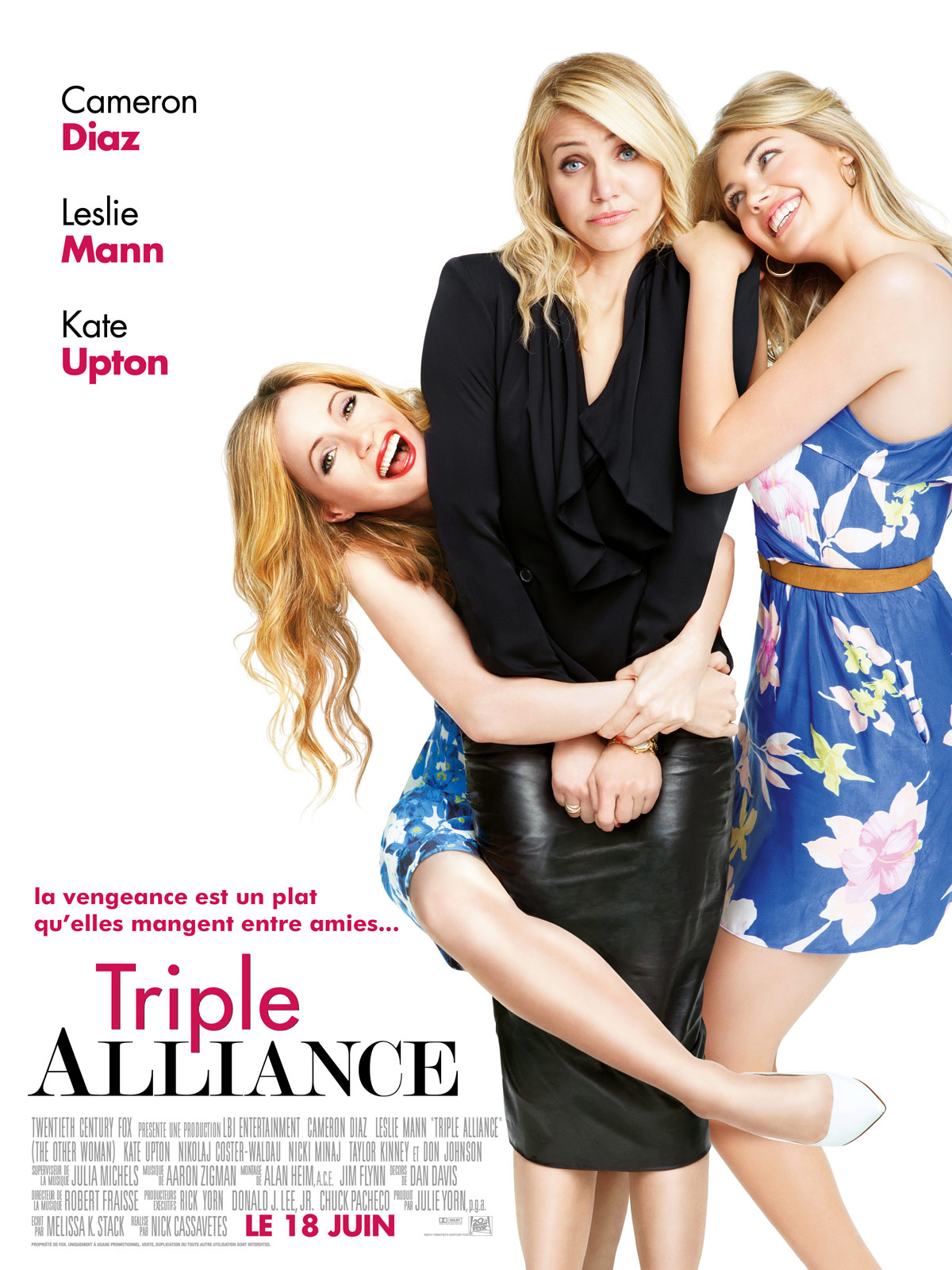 Triple alliance (2014) en français