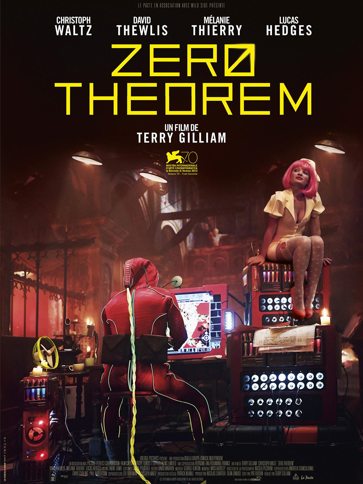 Zero Theorem - film 2013 - AlloCiné