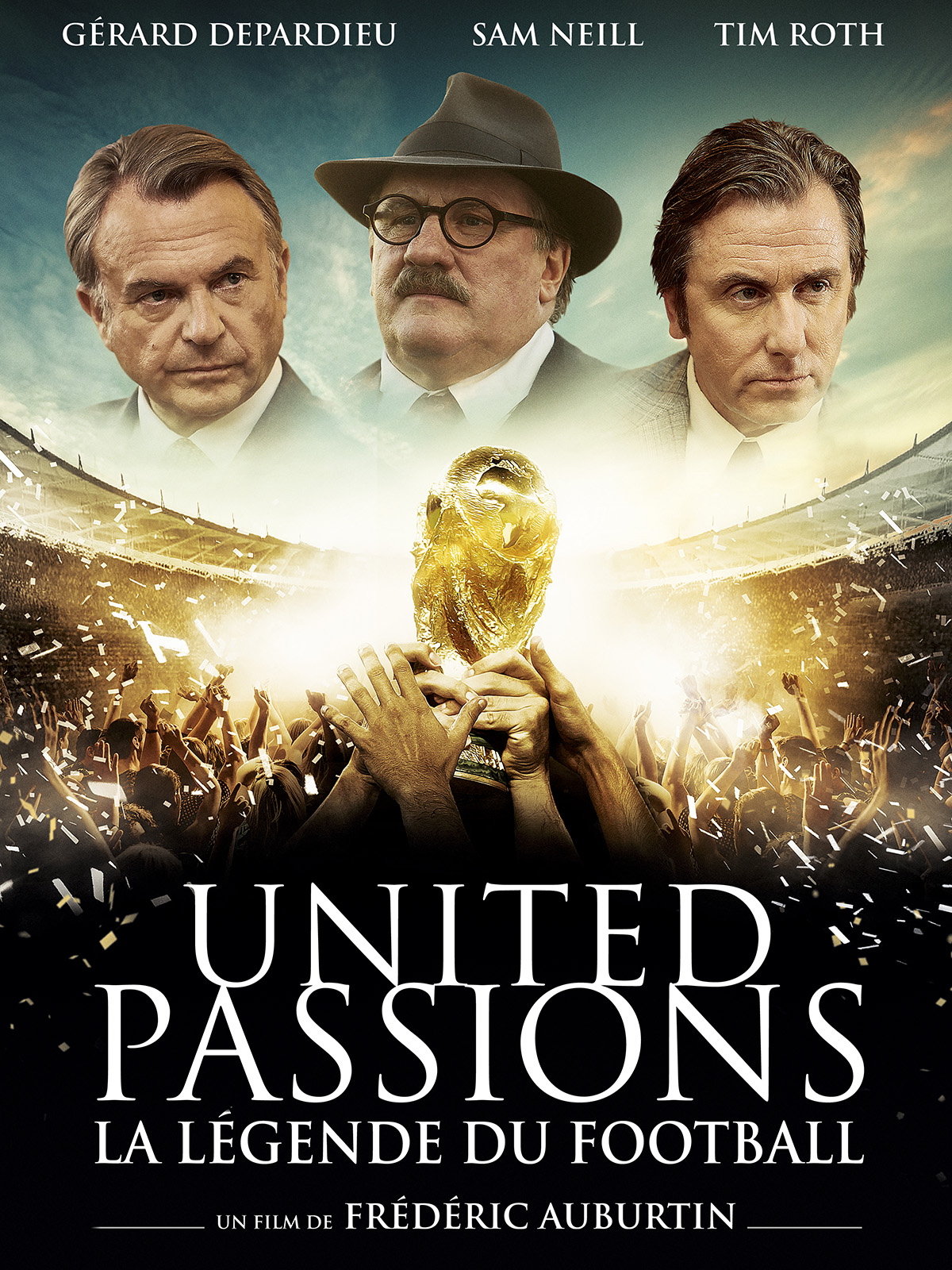 united passions la l gende du football film 2014 allocin. Black Bedroom Furniture Sets. Home Design Ideas