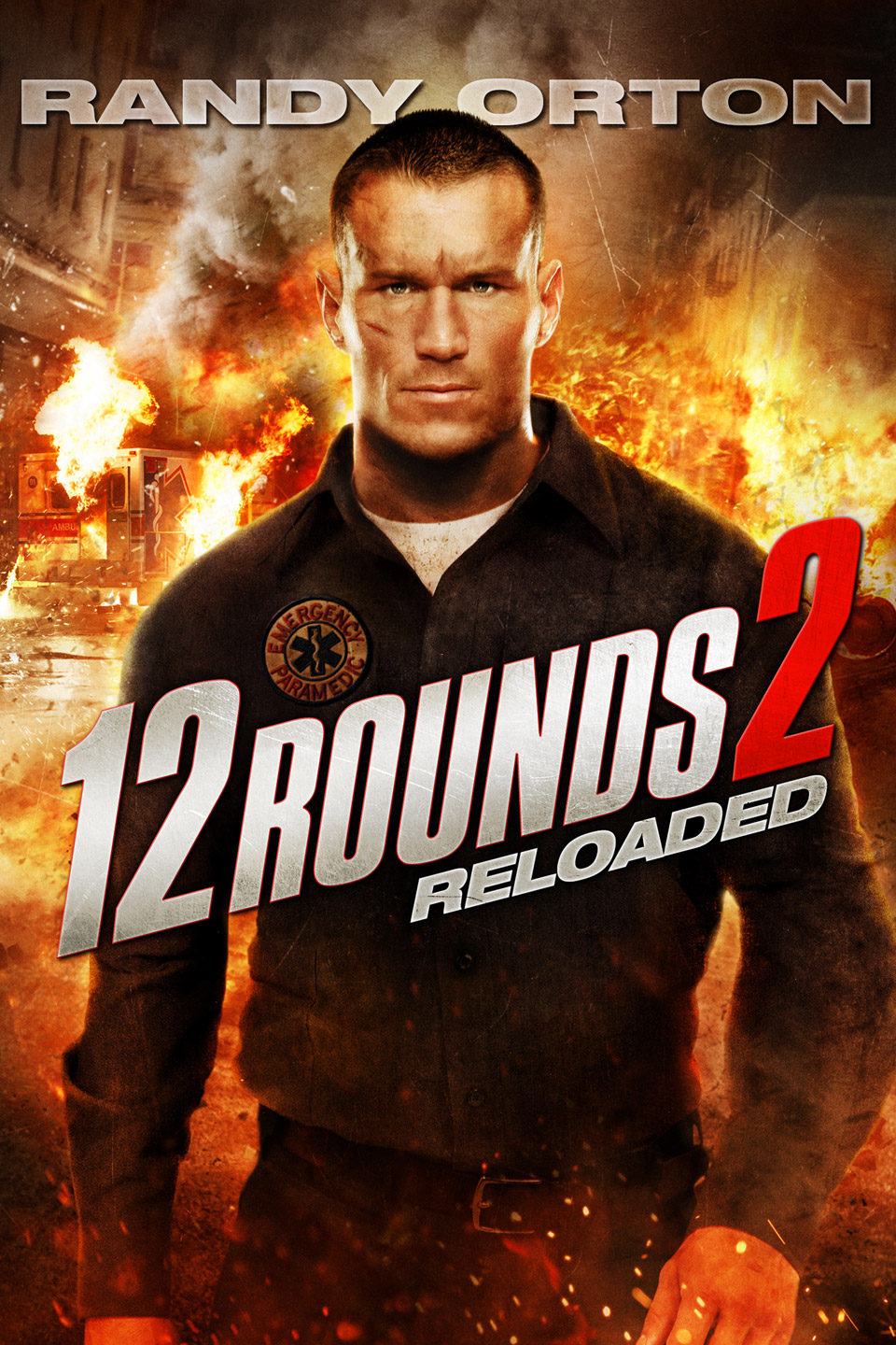 12 Rounds Reloaded affiche