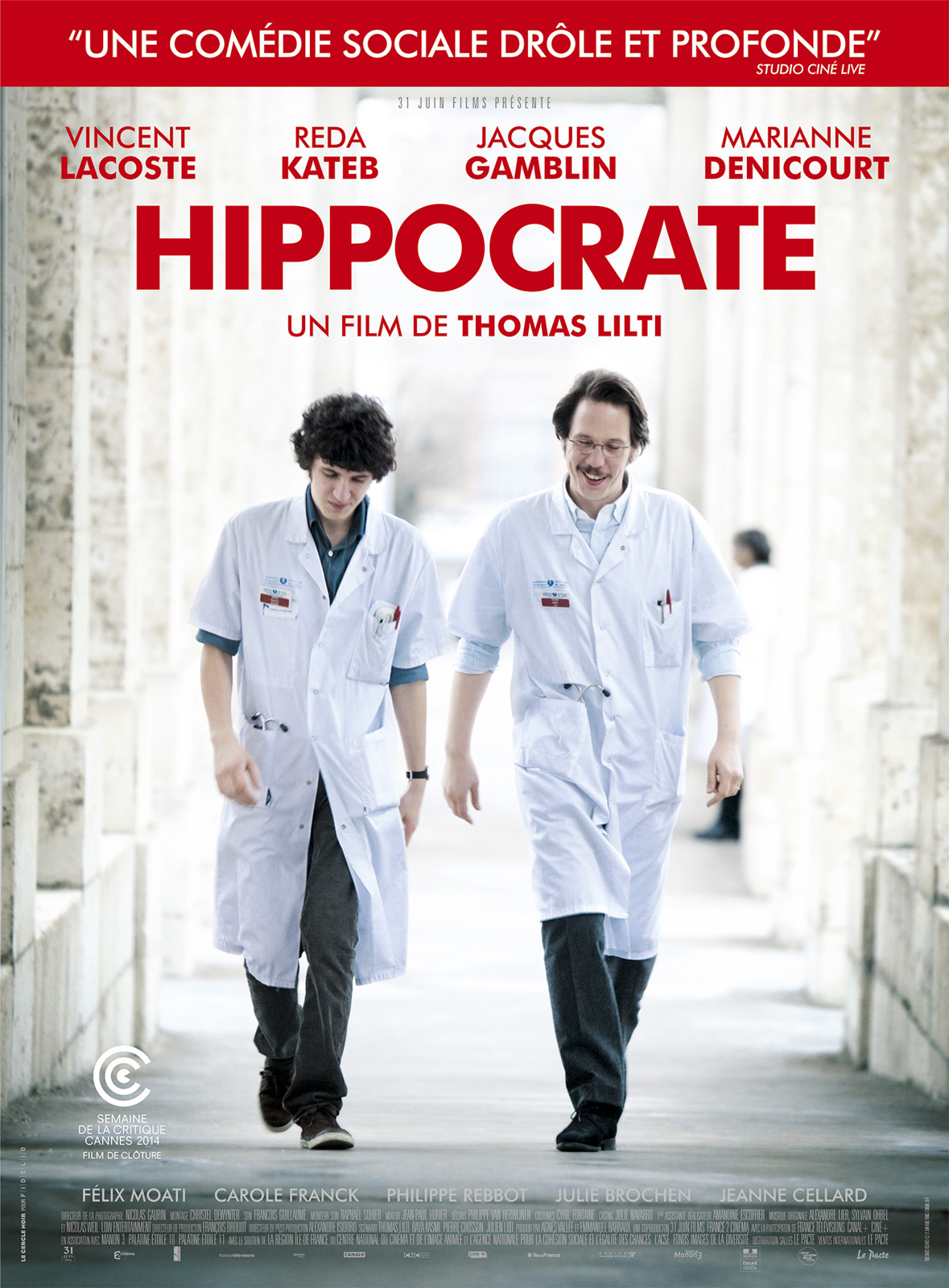 Hippocrate streaming