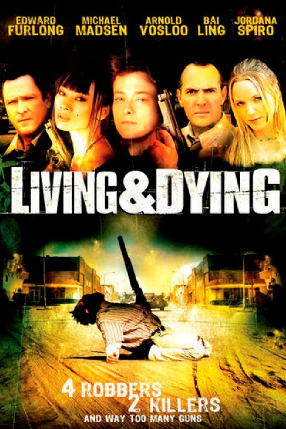 Living and Dying streaming