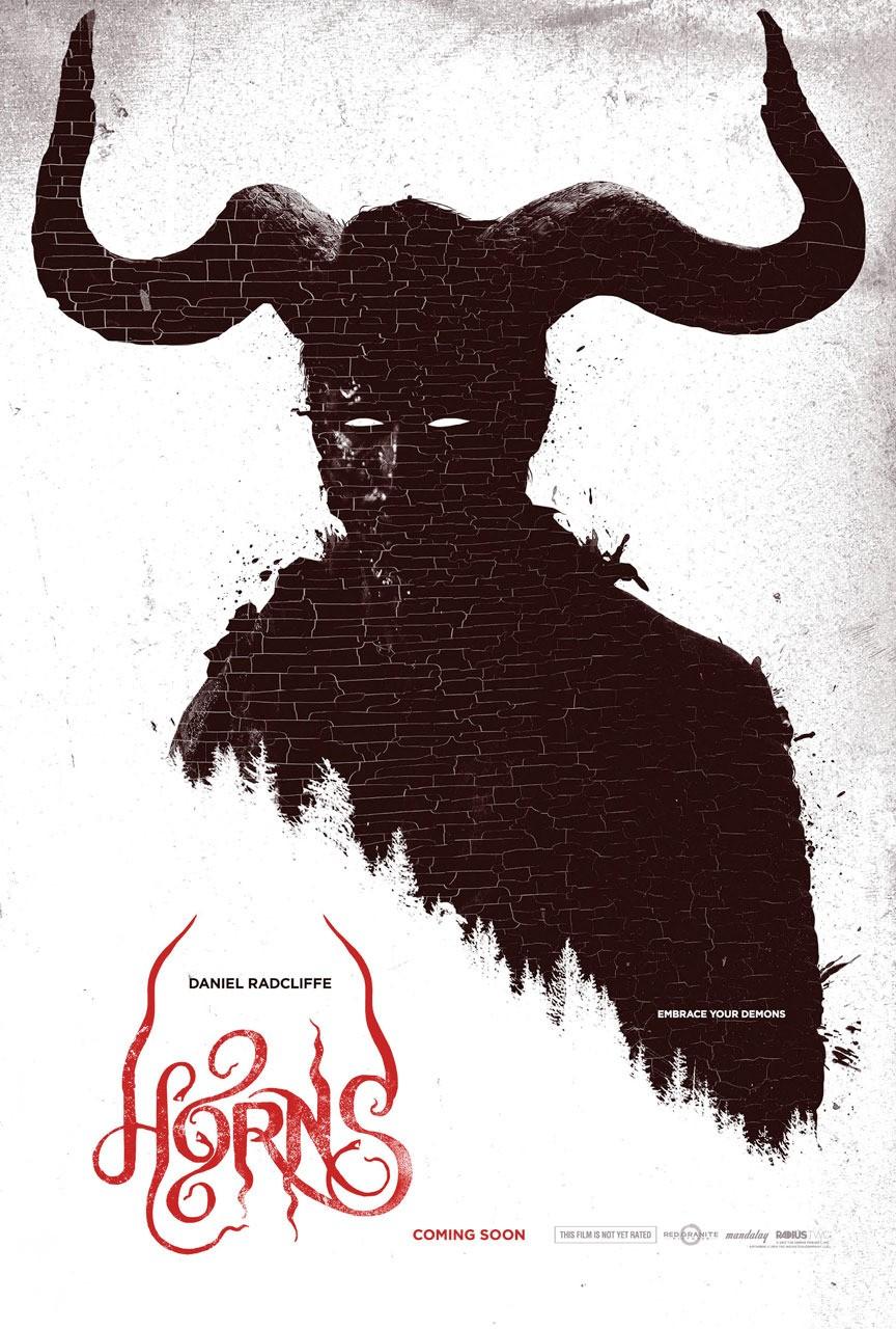 affiche du film horns affiche 7 sur 8 allocin. Black Bedroom Furniture Sets. Home Design Ideas