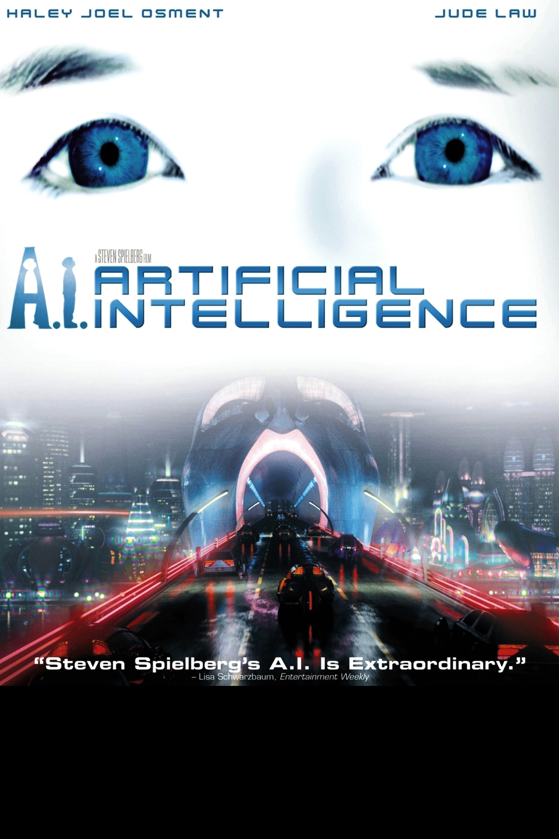 ai intelligence artificielle film 2001 allocin - Affiche Garcon Robot