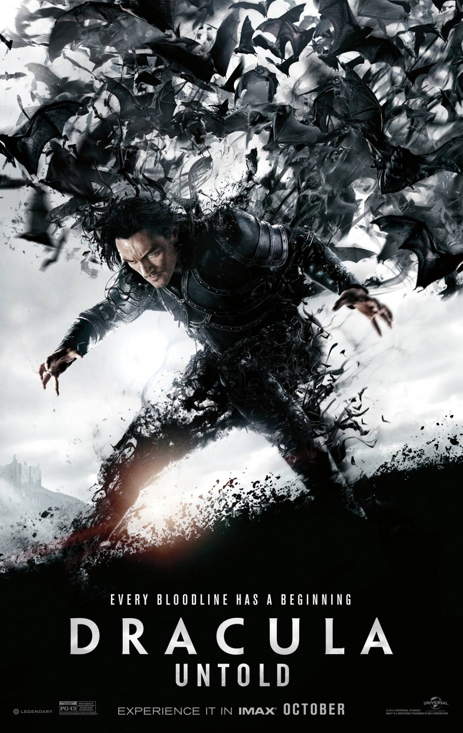 affiche du film dracula untold affiche 2 sur 3 allocin. Black Bedroom Furniture Sets. Home Design Ideas