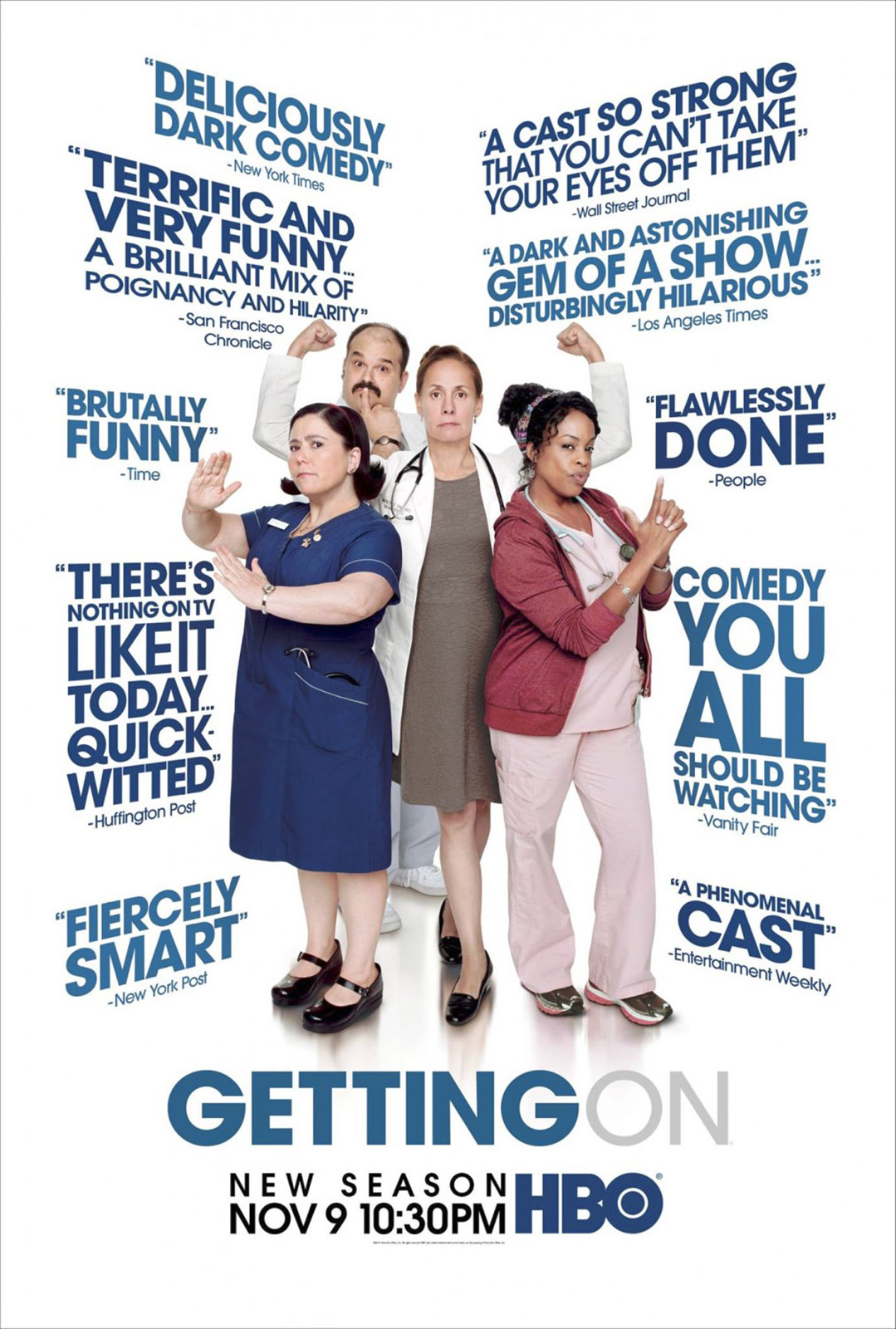 Getting On (US) saison 2 en vostfr