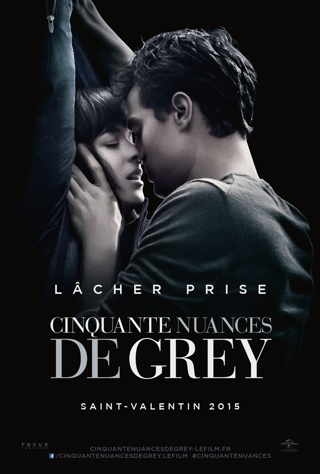 Cinquante nuances de grey film 2015 allocin for Chambre 50 nuances de grey