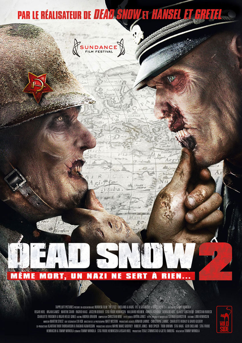 Dead Snow 2 streaming