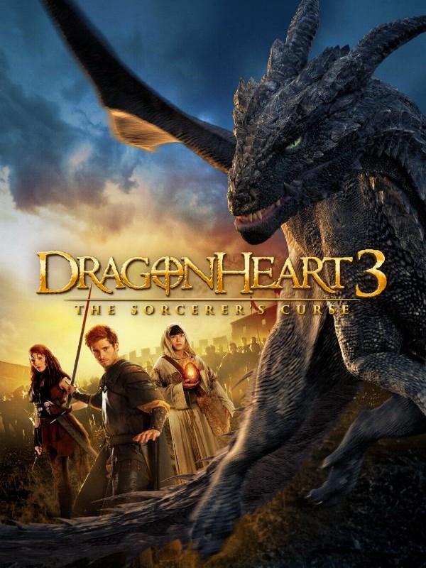 Coeur de dragon 3:La malédiction du sorcier  VF