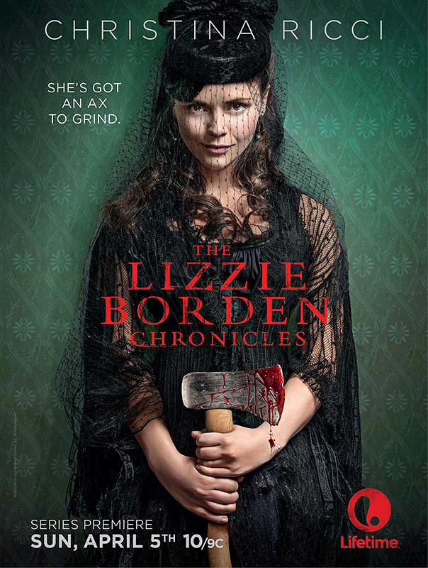 The Lizzie Borden Chronicles  016541