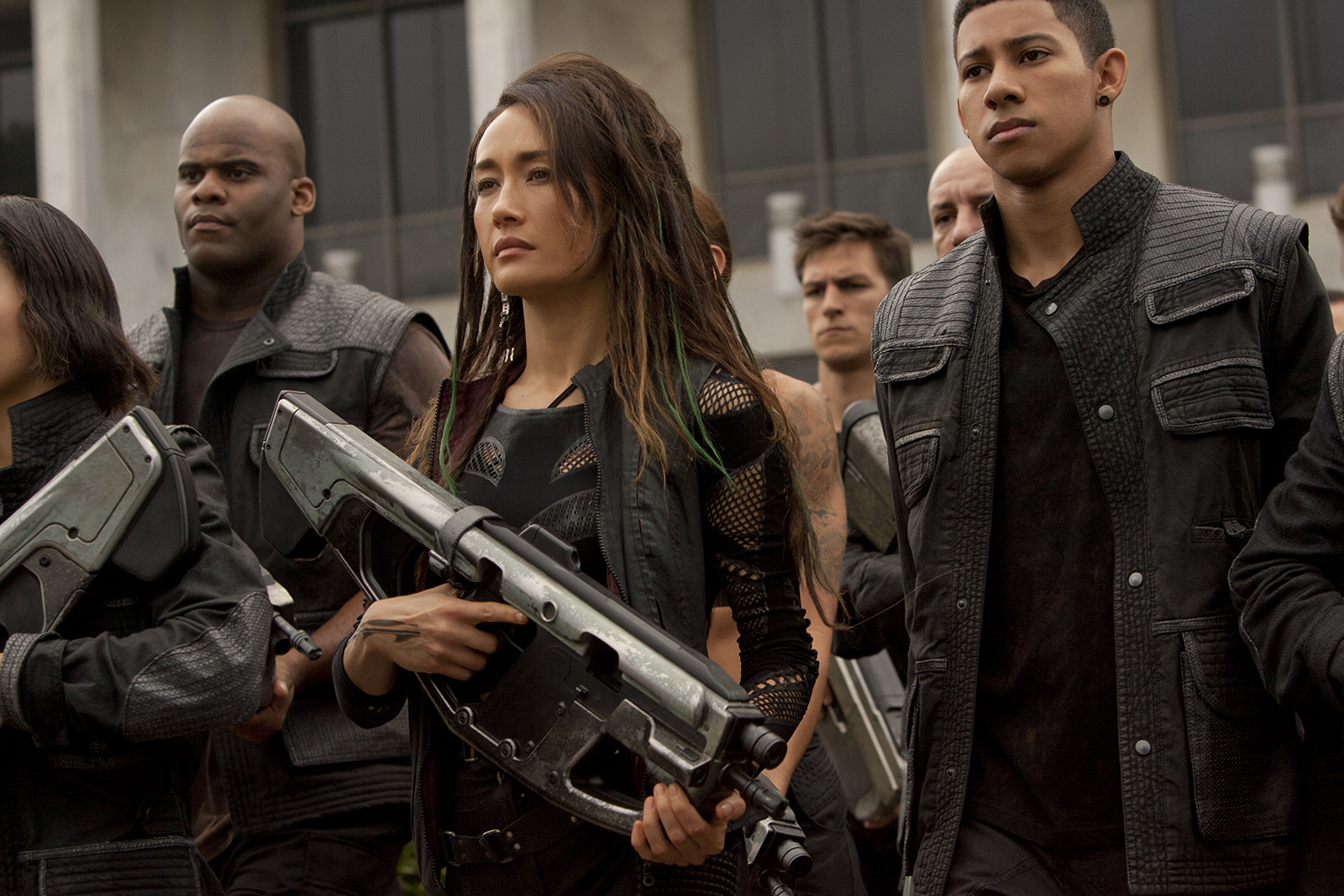 Photo de Maggie Q - Divergente 2 : l'insurrection : Photo ...