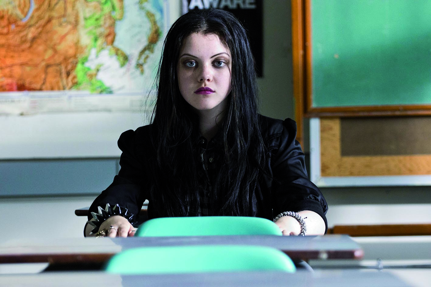 Georgie henley perfect sisters