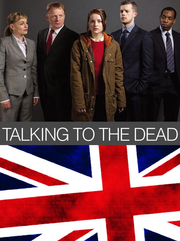 Affiche de la série Talking to the Dead