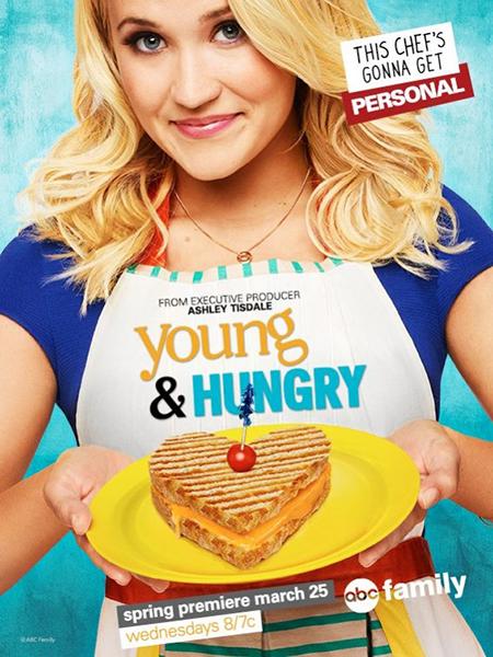 Affiche de la série Young & Hungry