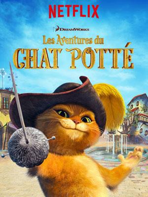 Les aventures du chat pott s rie tv 2015 allocin - Tv chat las palmas ...
