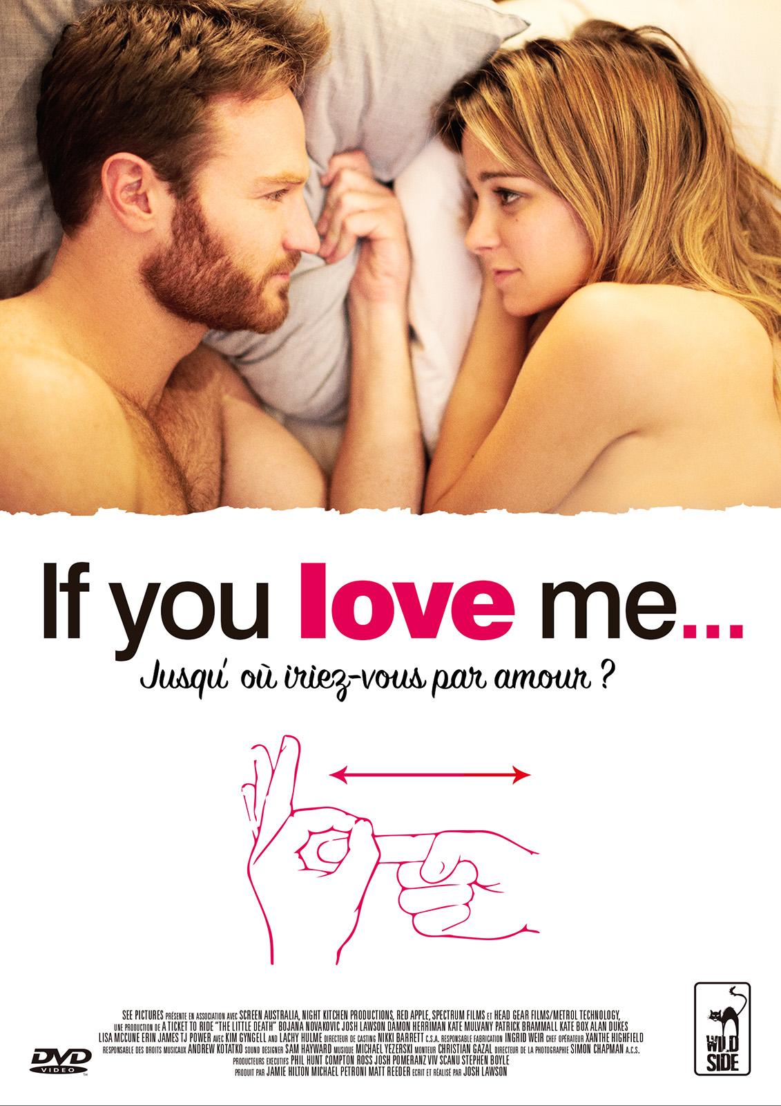 Les films avec des scènes de sexe non simulées ne