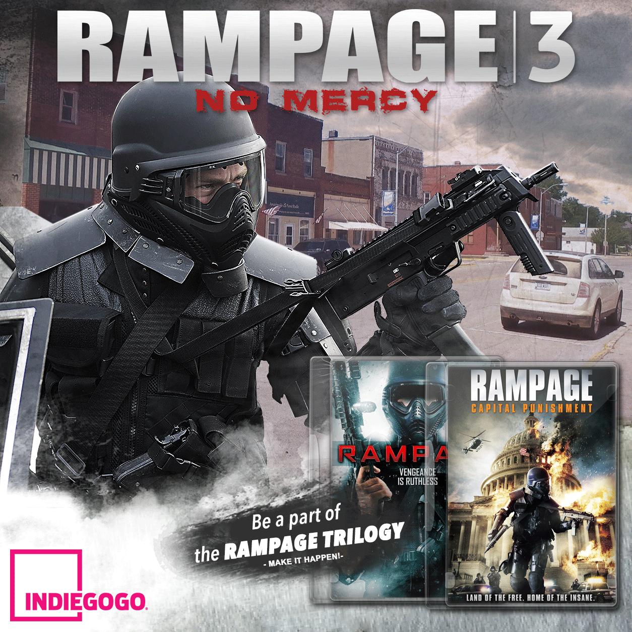 Rampage 3 Stream Deutsch