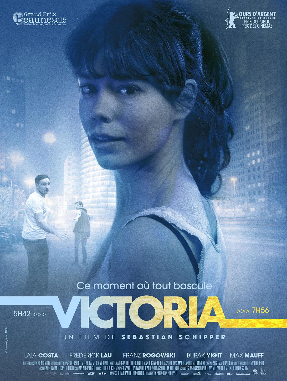 Victoria Movie