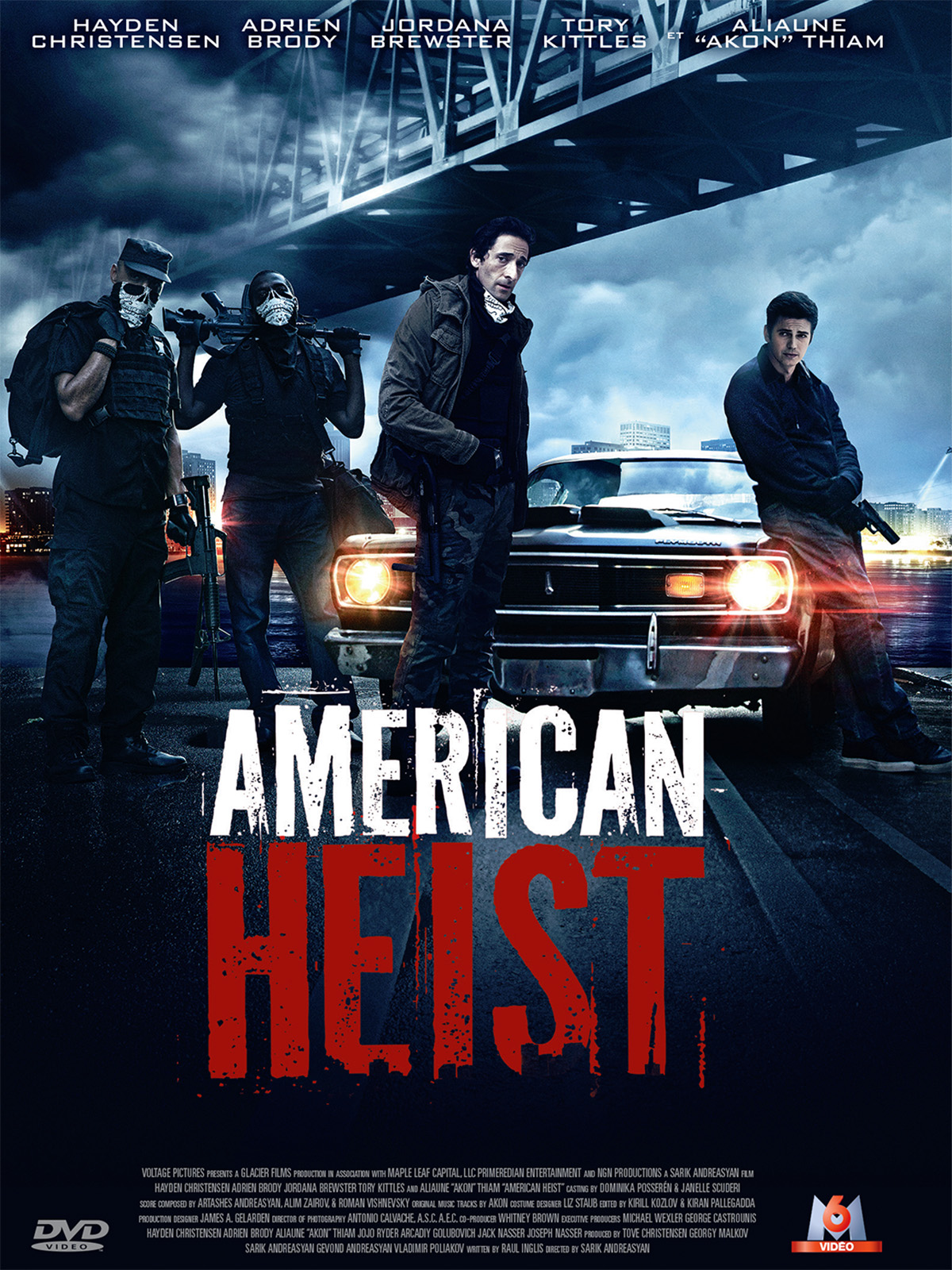 American heist film 2014 allocin for American cuisine film stream