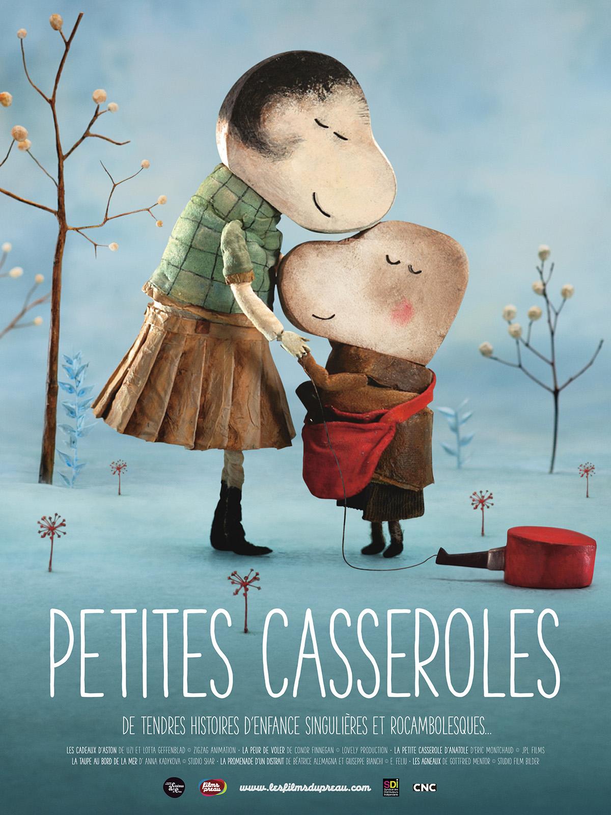 PETITES CASSEROLES