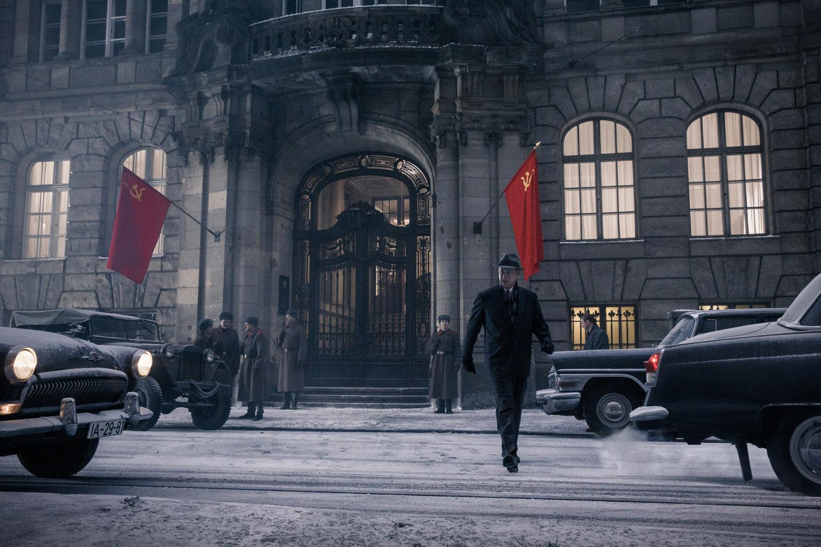 Le Pont des Espions : Photo Tom Hanks